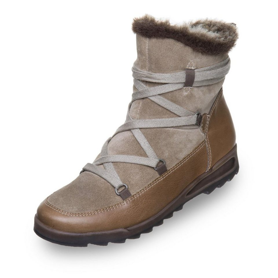 Ara Boots in taupe