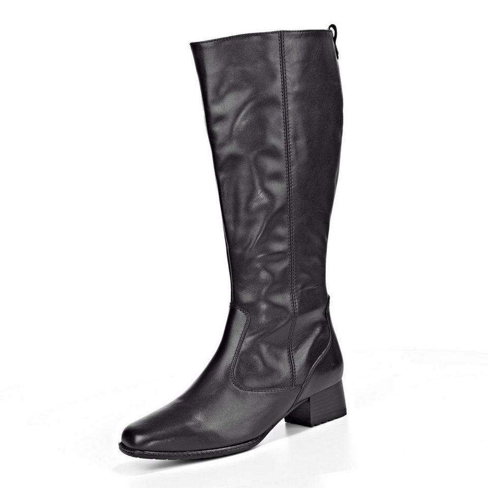 Ara Weitschaft-Stiefel in schwarz