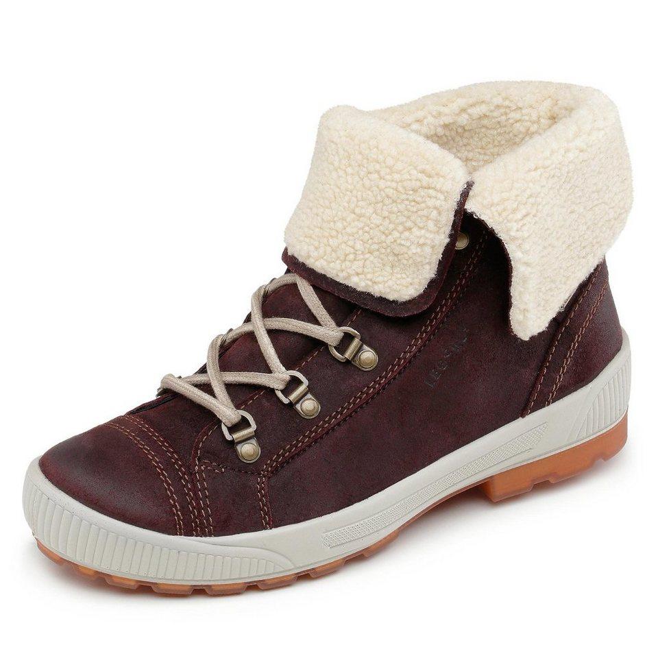 Legero GORE-TEX® Boots in bordeaux