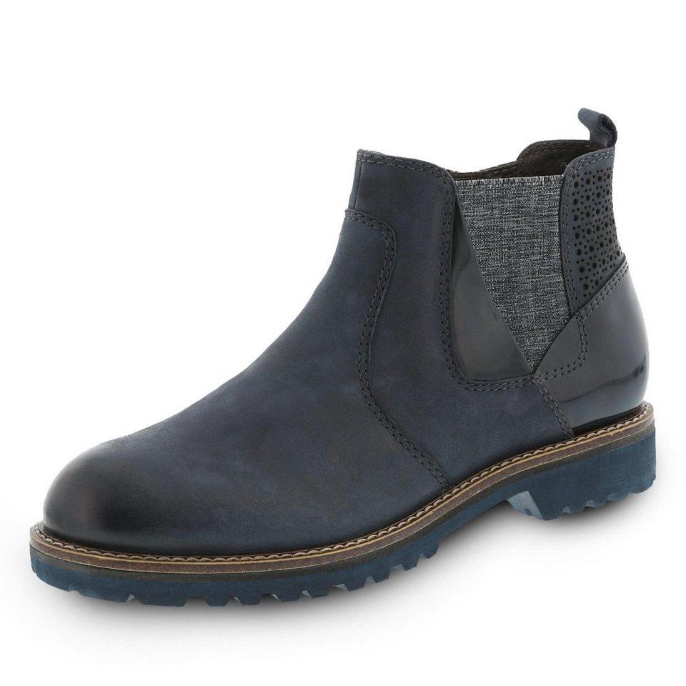 Tamaris Lynn Boots in blau