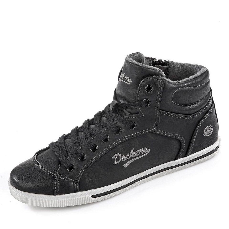 Dockers Sneaker in schwarz