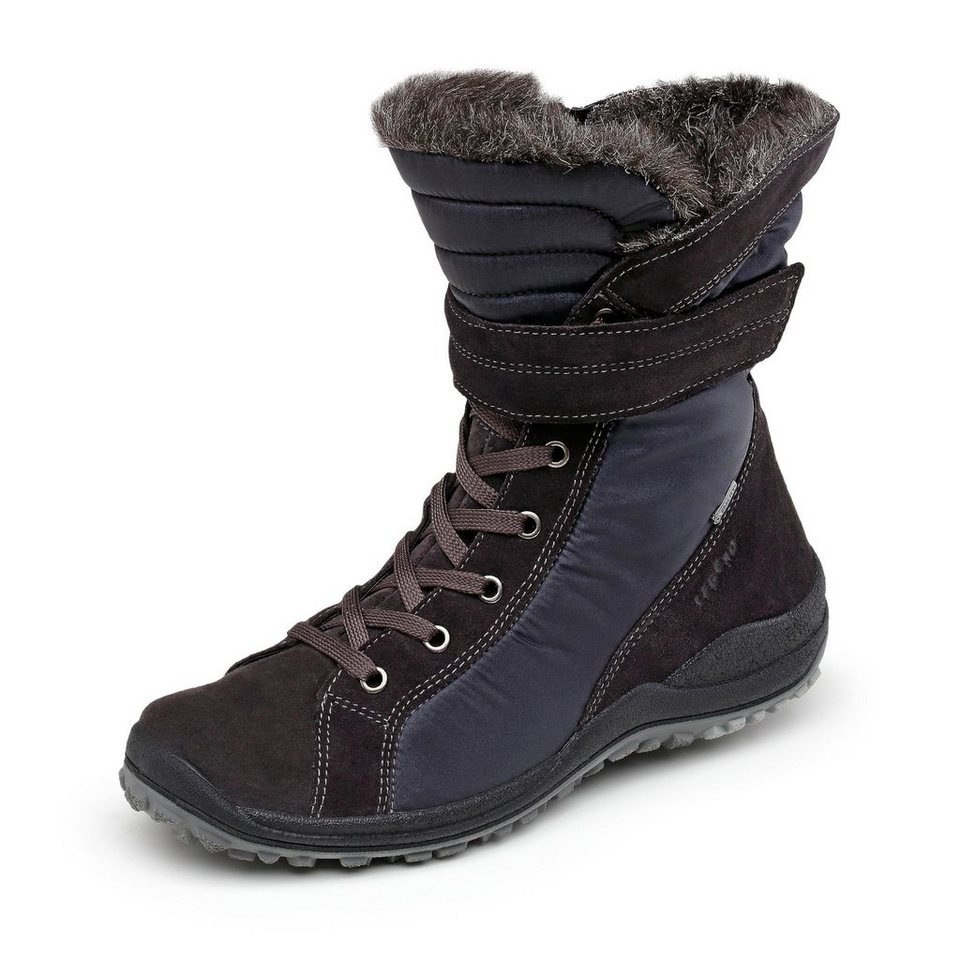 Legero GORE-TEX® Stiefel in schwarz