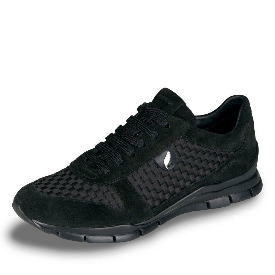 Geox Sukie Sneaker in schwarz