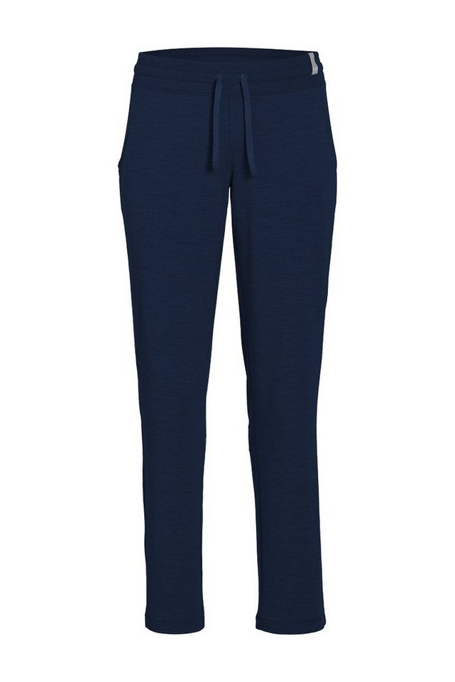 Super.Natural Merino Jogginghose »M DRIFT PANT« in NAVY BLAZER MEL