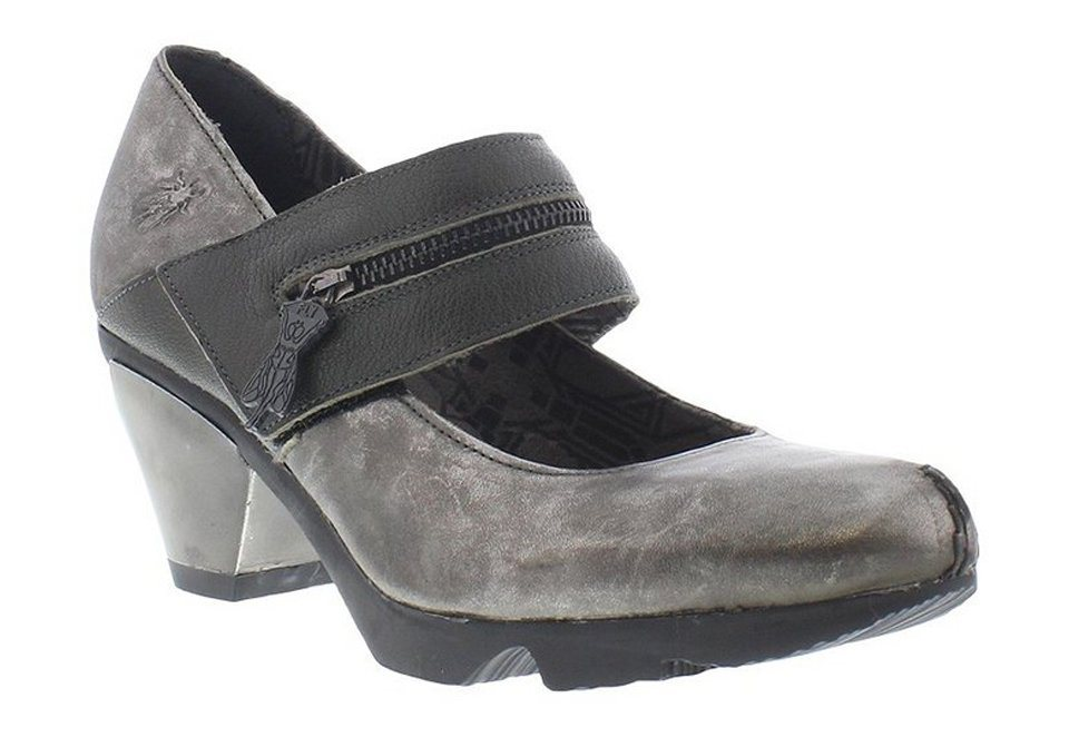 FLY LONDON Pump,Winter,Herbst »OBNI753FLY« in silber