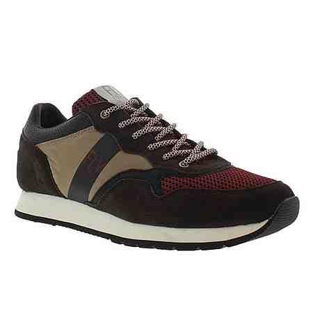 FLY LONDON Sneaker,Schnürschuhe,Herrensneaker,high »PECU840FLY«