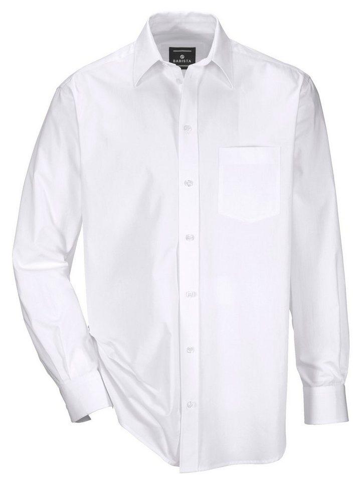 Babista Hemd Der Klassiker in weiß