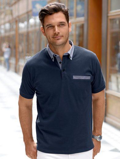 Babista Poloshirt mit Hemdkragen