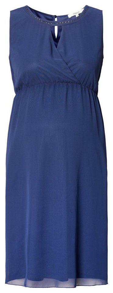 NOPPIES Kleid »Britt« in Medium Blue