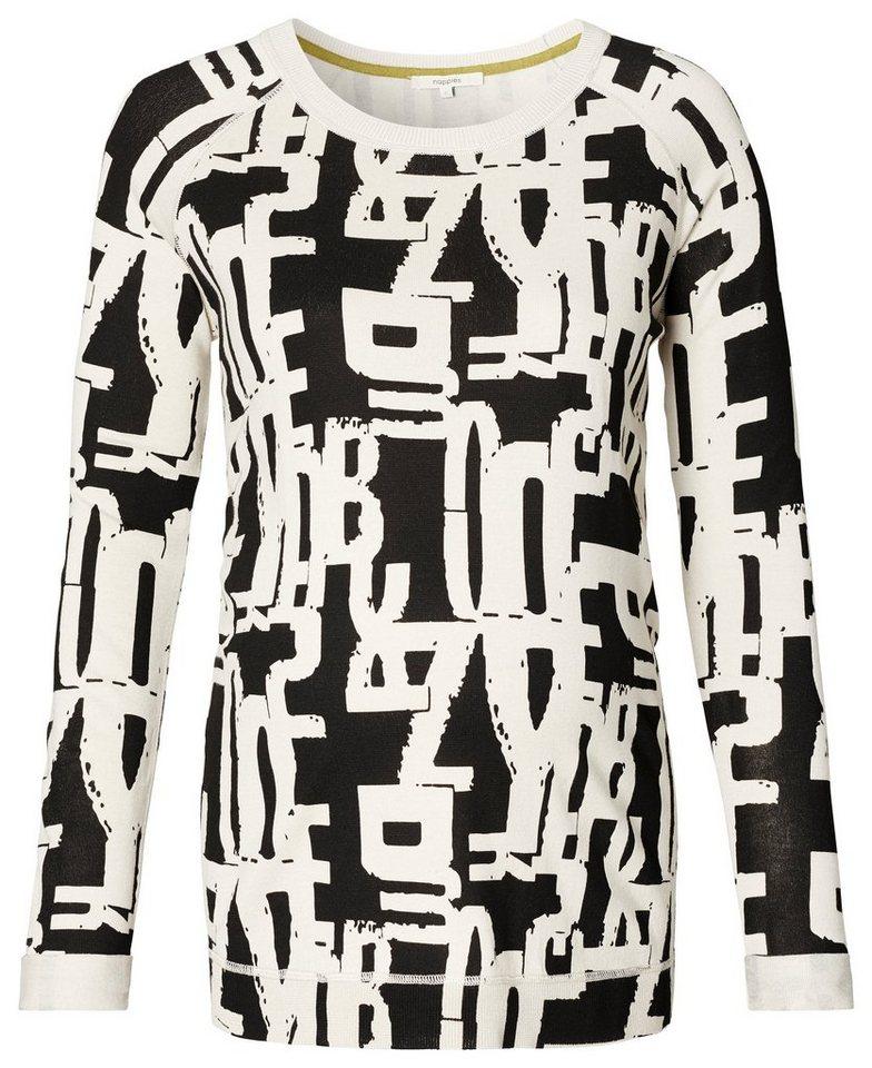 NOPPIES Pullover »Hanne« in Graphite