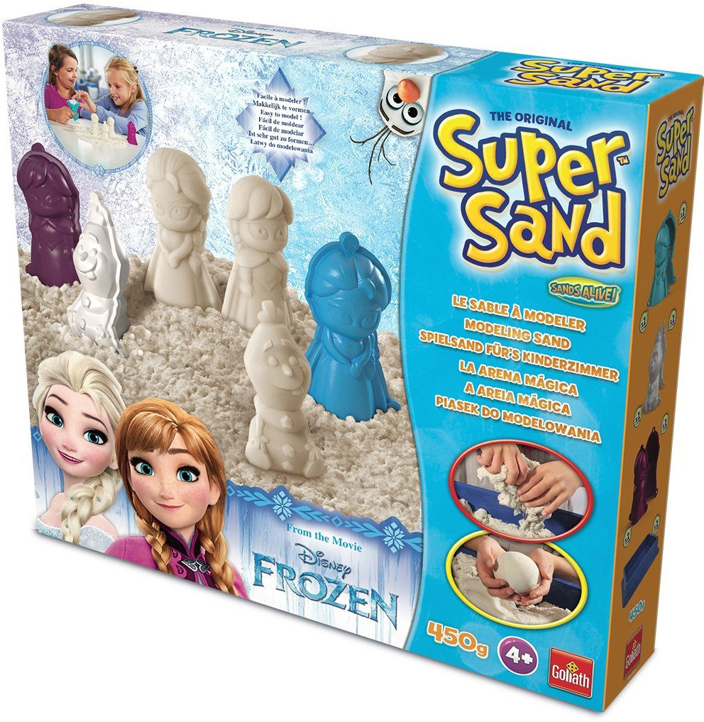 Goliath Sandspiel, »Disney Frozen Super Sand Set«