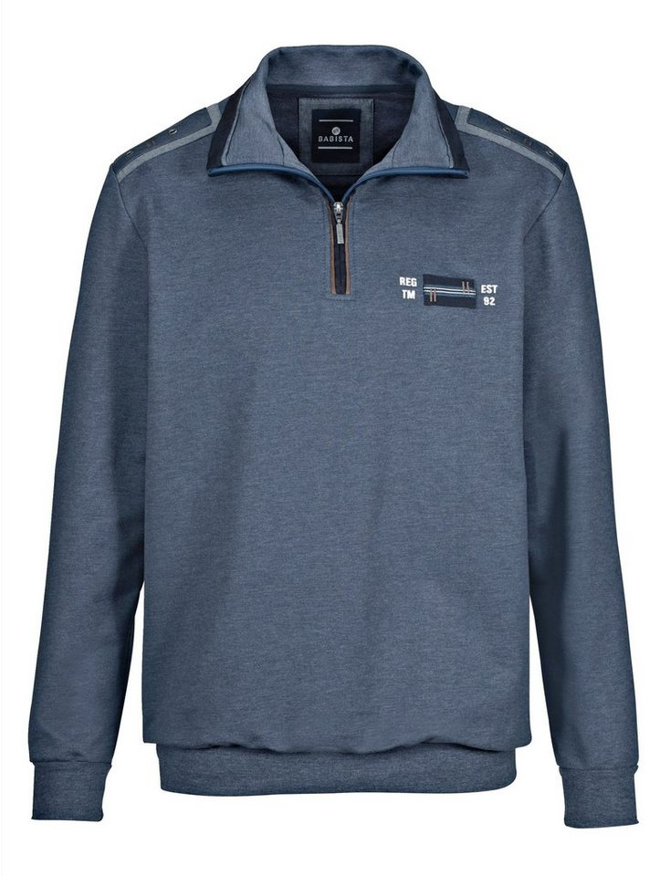 Babista Sweatshirt in blau