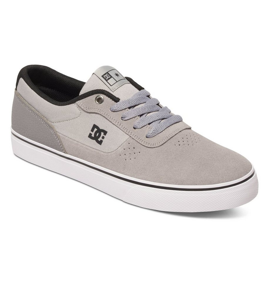 DC Shoes Low top »Switch S« in Grey/black