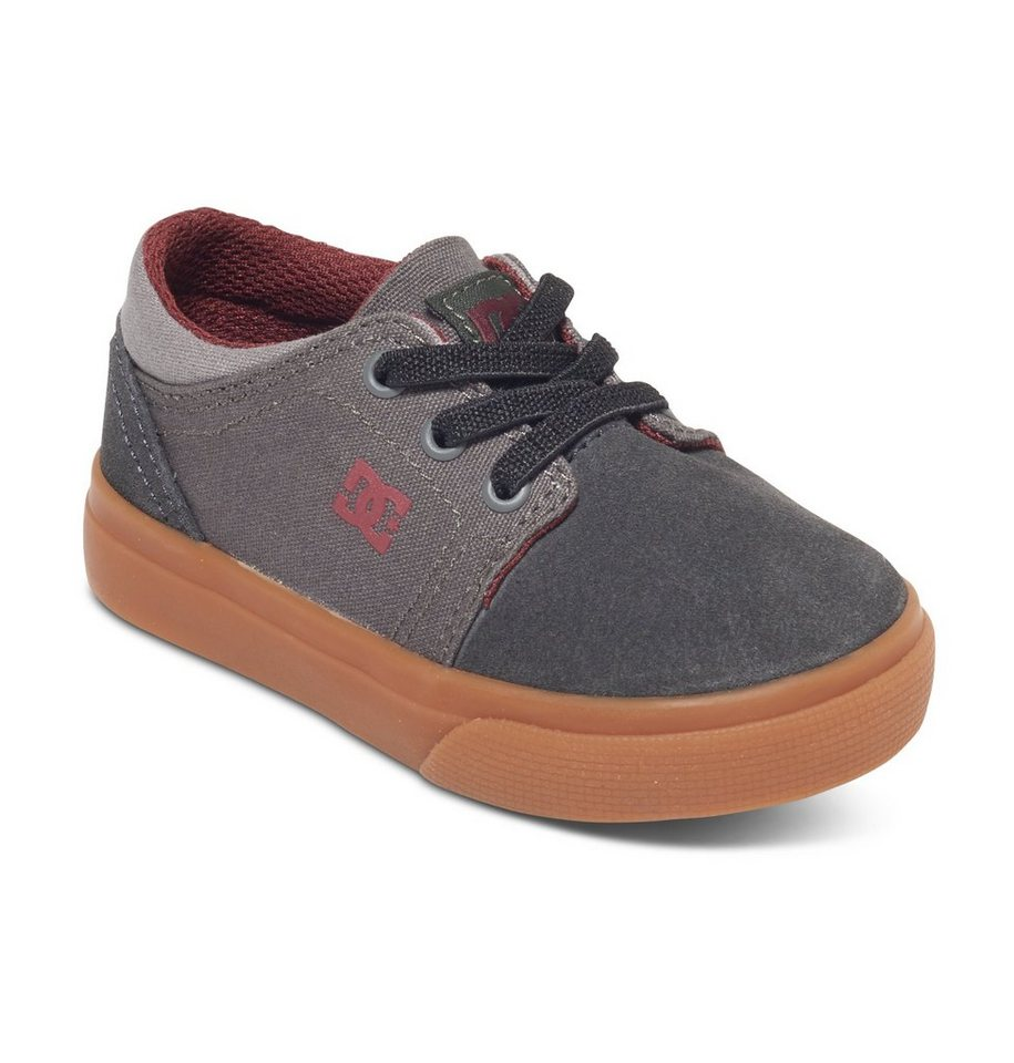 DC Shoes Low top »Trase« in Grey/black