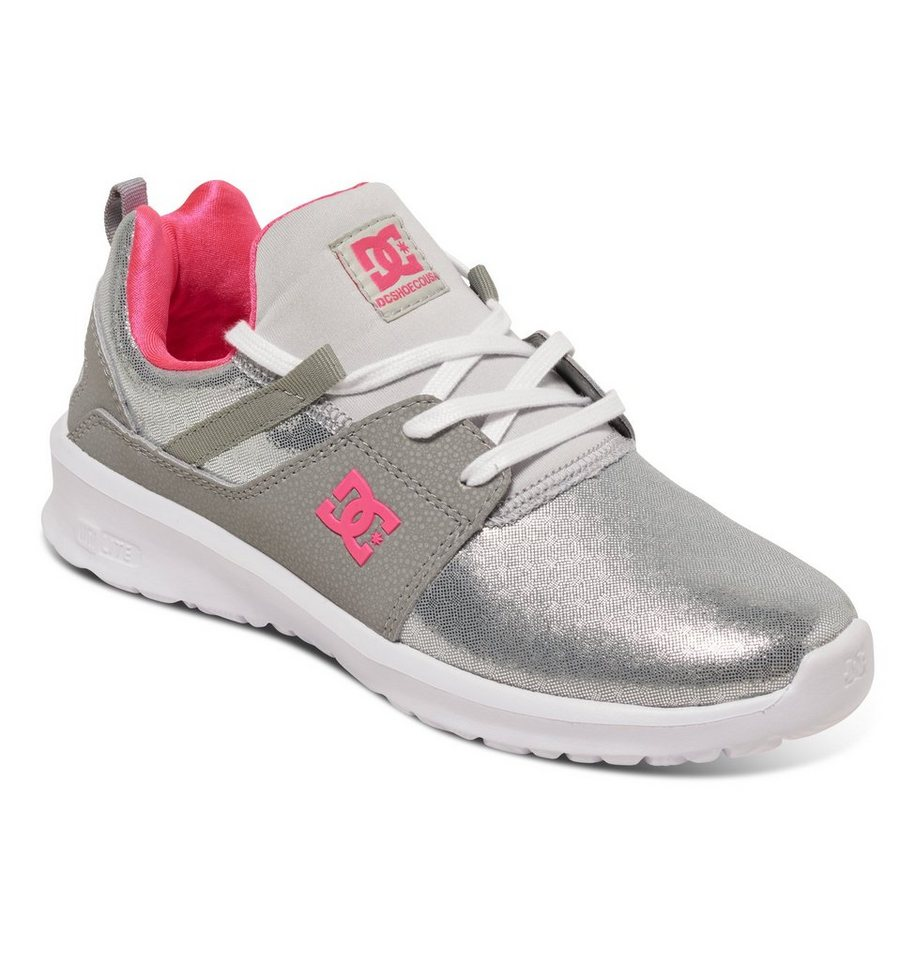 DC Shoes Low top »Heathrow SE« in Silver