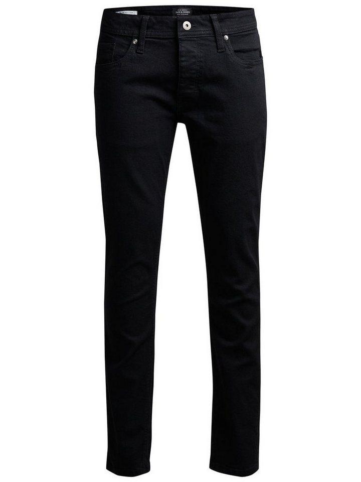 Jack & Jones Tim Original SC 298 LID Slim Fit Jeans in Black Denim