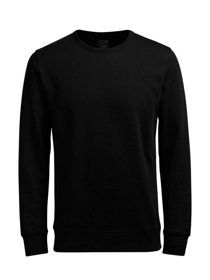 PRODUKT Unverzichtbarer Sweatshirt in Black