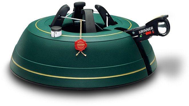 Krinner Christbaumständer, 4,5 Liter Tank, »PREMIUM XL« in grün-goldfarben