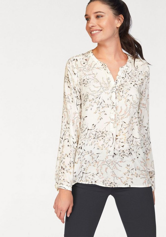Soya Concept Klassische Bluse »Rachel2« in bedruckt