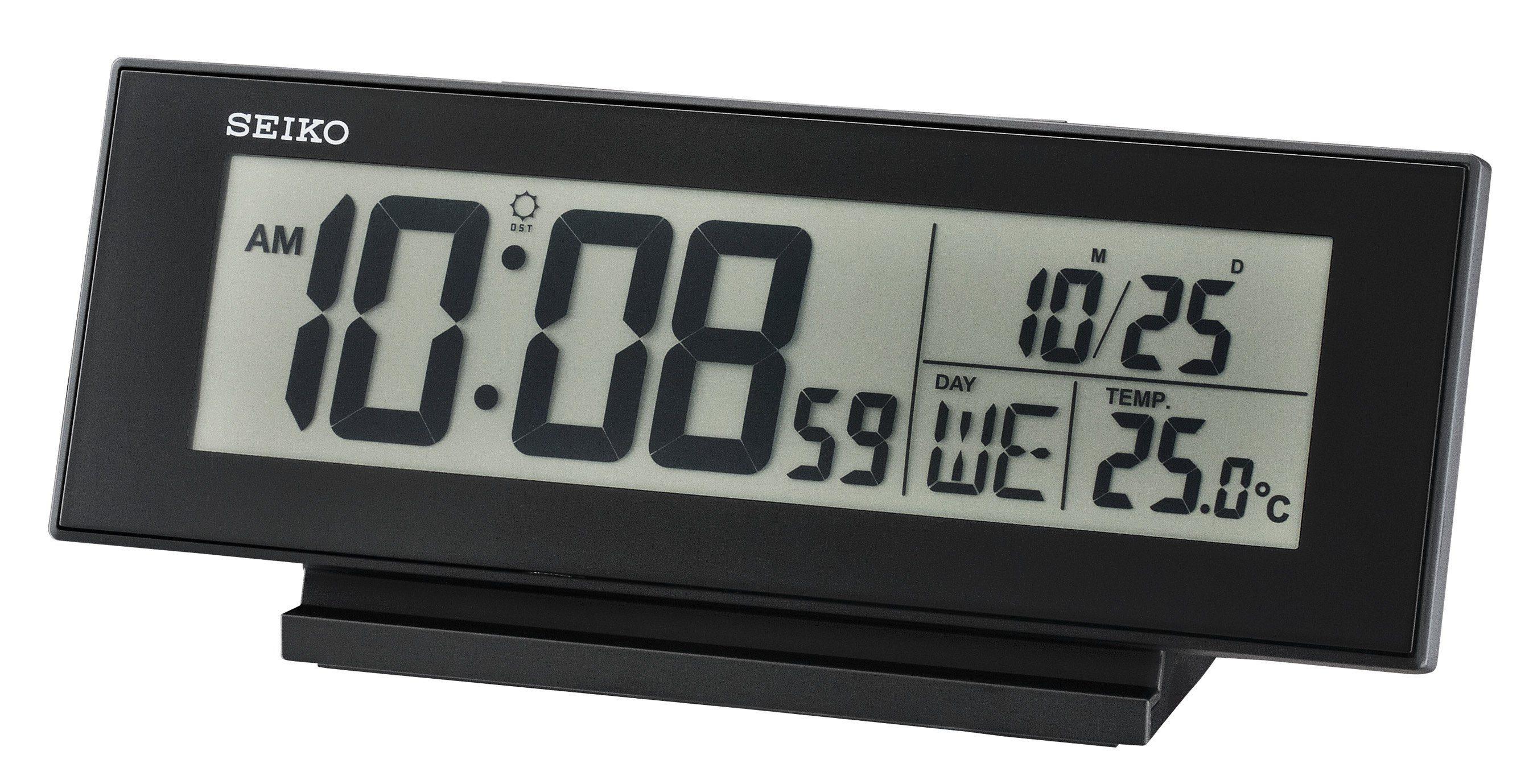 Seiko LCD Wecker, »QHL072K«