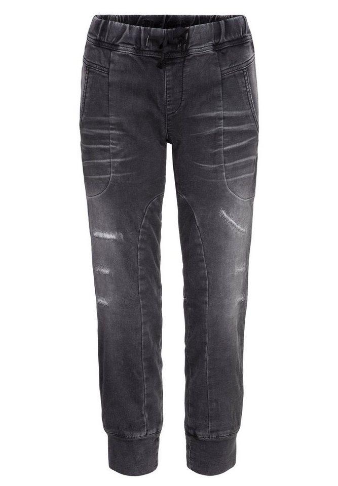 Blue Monkey Skinny-fit-Jeans »Zoe« in blau