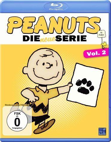 Blu-ray »Peanuts - Die neue Serie, Vol. 2«