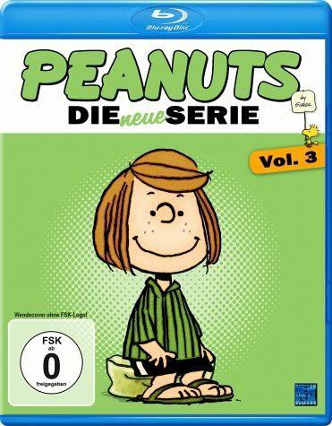 Blu-ray »Peanuts - Die neue Serie, Vol. 3«