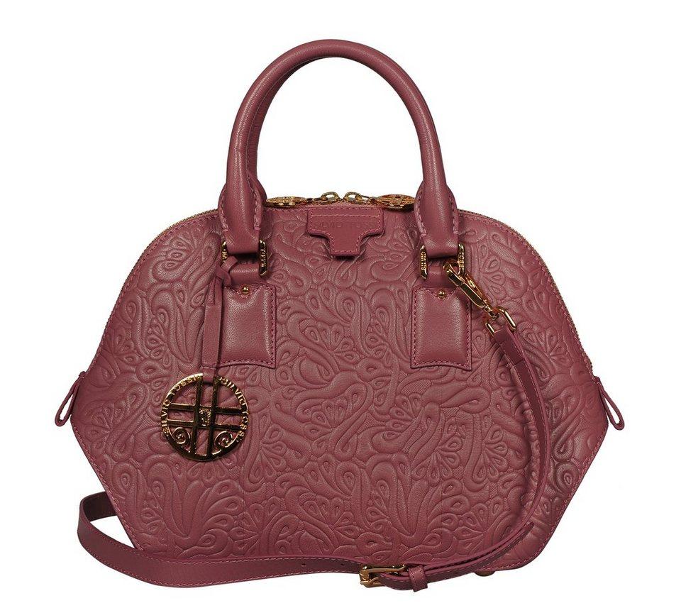 Silvio Tossi Handtaschen in rosarot
