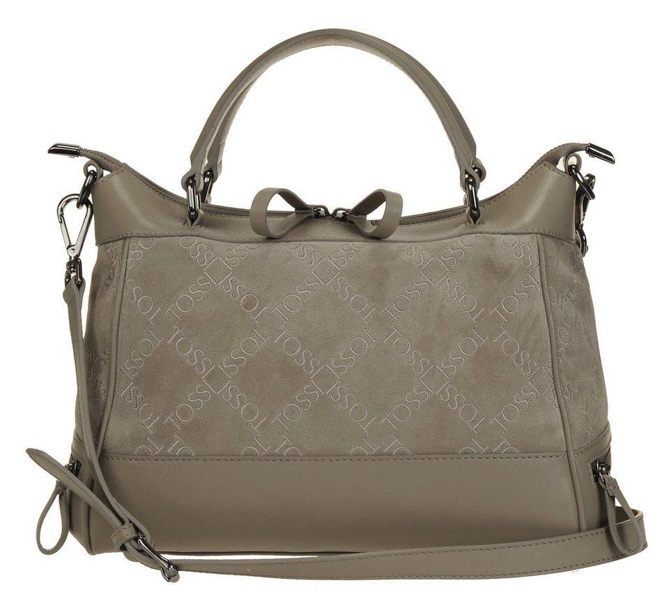 Silvio Tossi Handtaschen in taupe