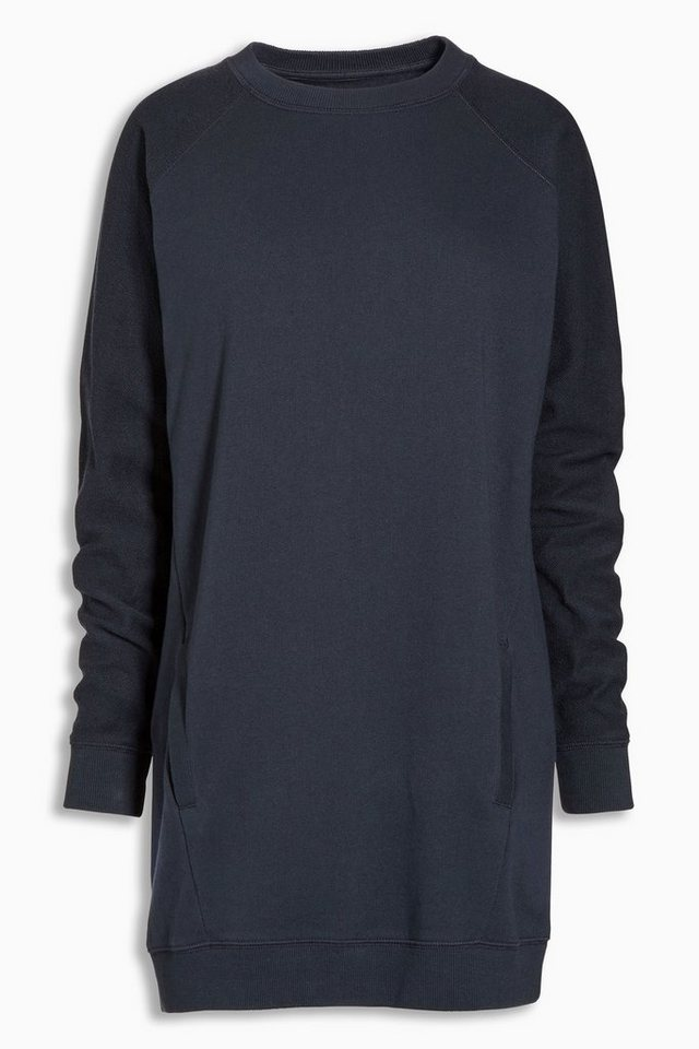 Next Langer Pullover in Navy