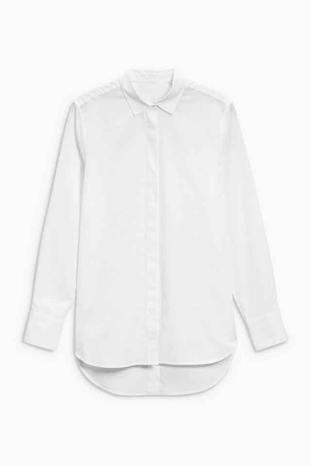 Next Perfekte Bluse in White
