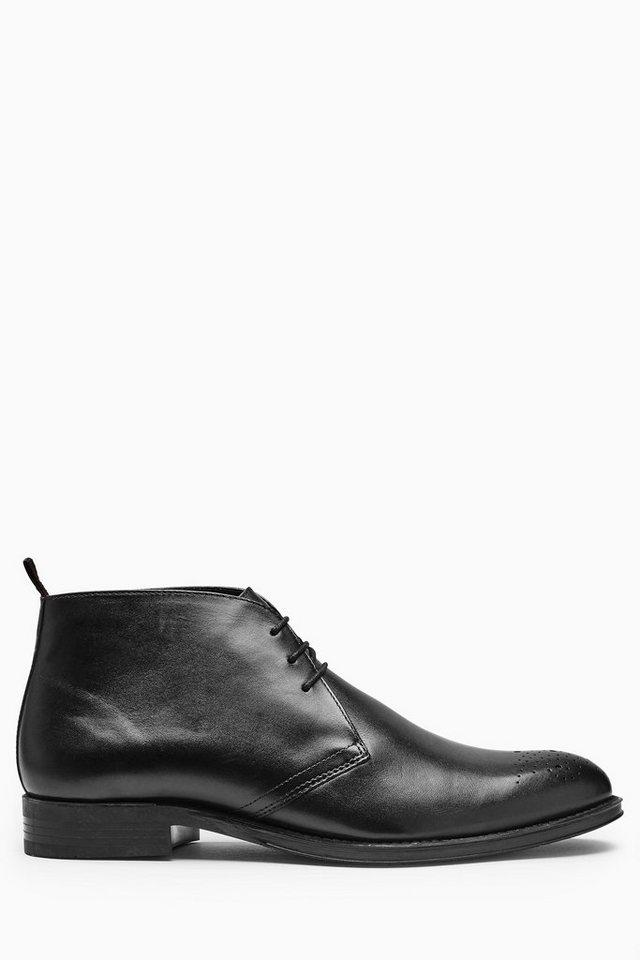 Next Chukka-Boot in Black