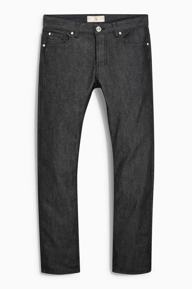 Next Raffinierte Slim-Fit Jeans in Black Slim Fit