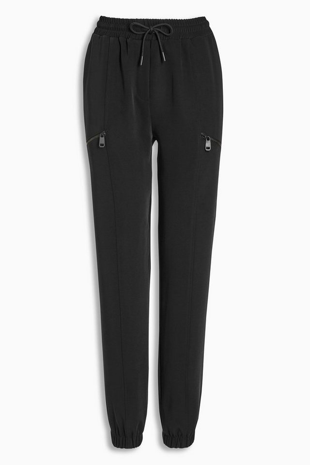 Next Funktionale Jogginghose in Black
