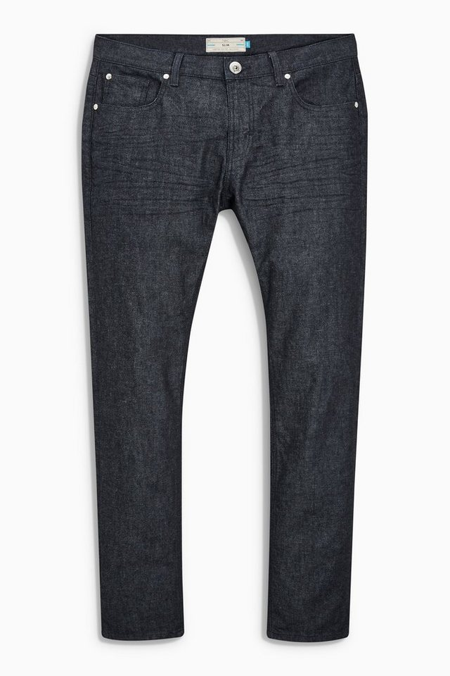 Next Slim-Fit Stretch-Jeans in Blue Slim Fit