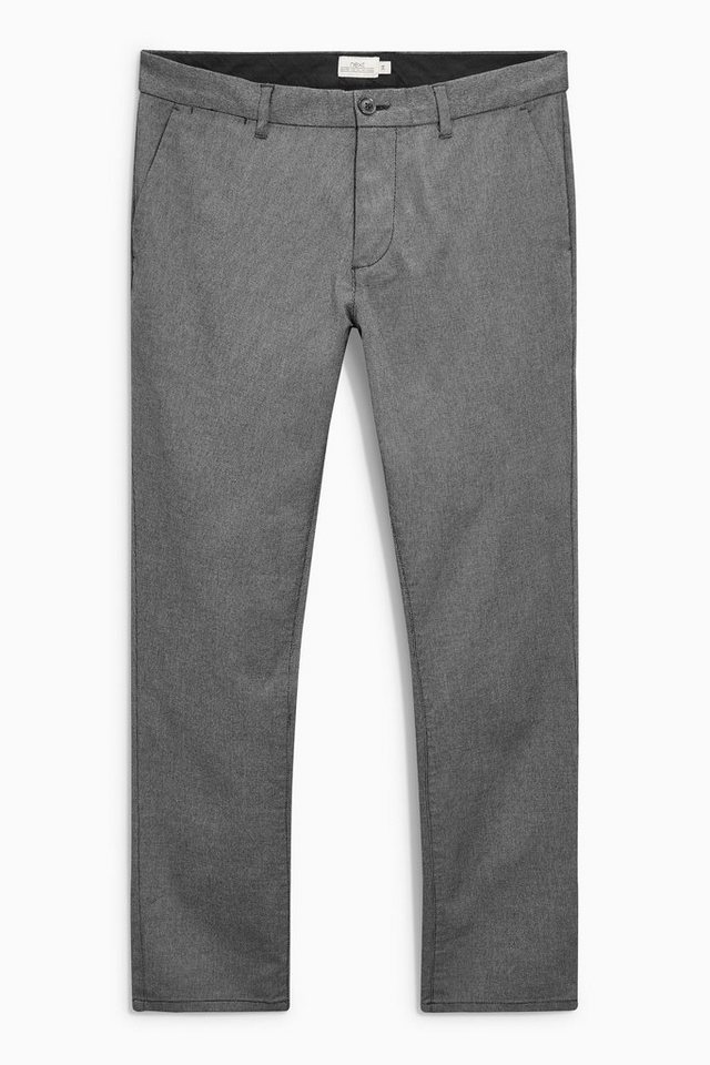 Next Elegante Chinohose in Grey