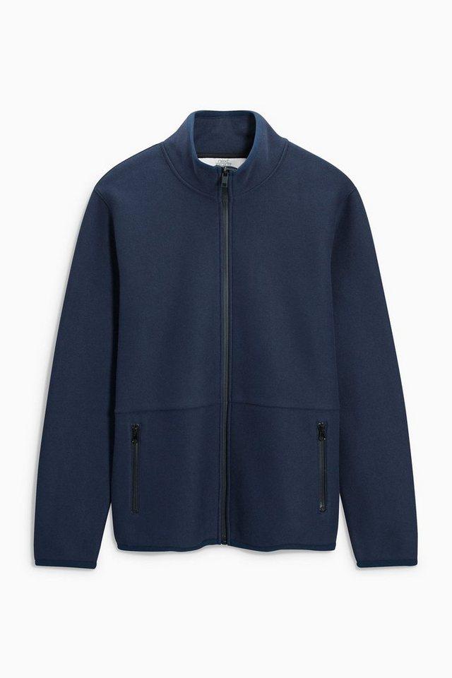 Next Jacke aus Fleece in Blue