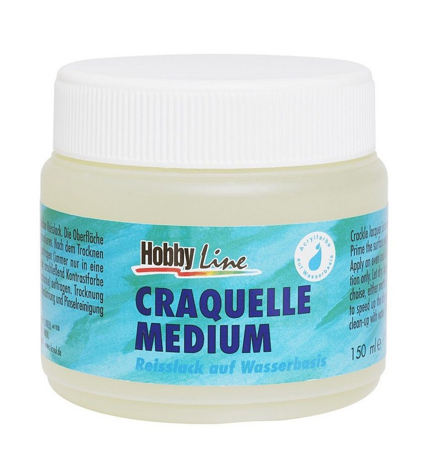 Hobby Line Craquelle Medium, 150 ml