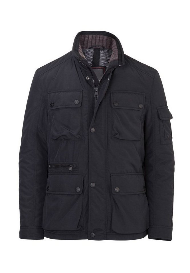 BRAX Herrenjacke Outdoor »DAYTON« in BLACK