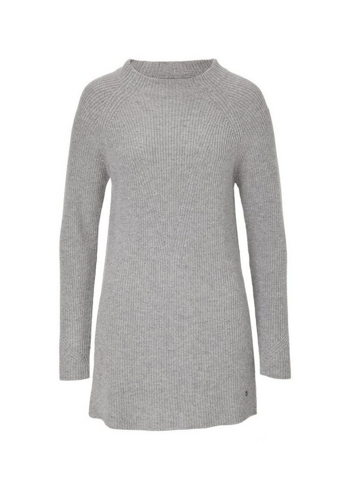 BRAX Damenpullover »LILIAN« in GREY MEL.