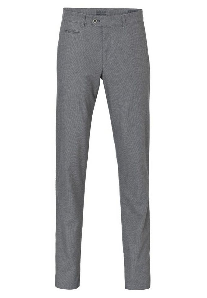 BRAX Herrenhose Chino »EVEREST« in SILVER