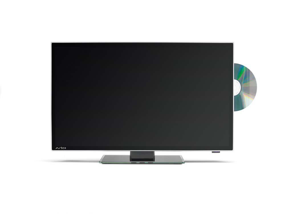 Avtex LL218 DRS CI+ 12V CampingTV DVB-S2 / T2 Tuner mit HEVC / H.265