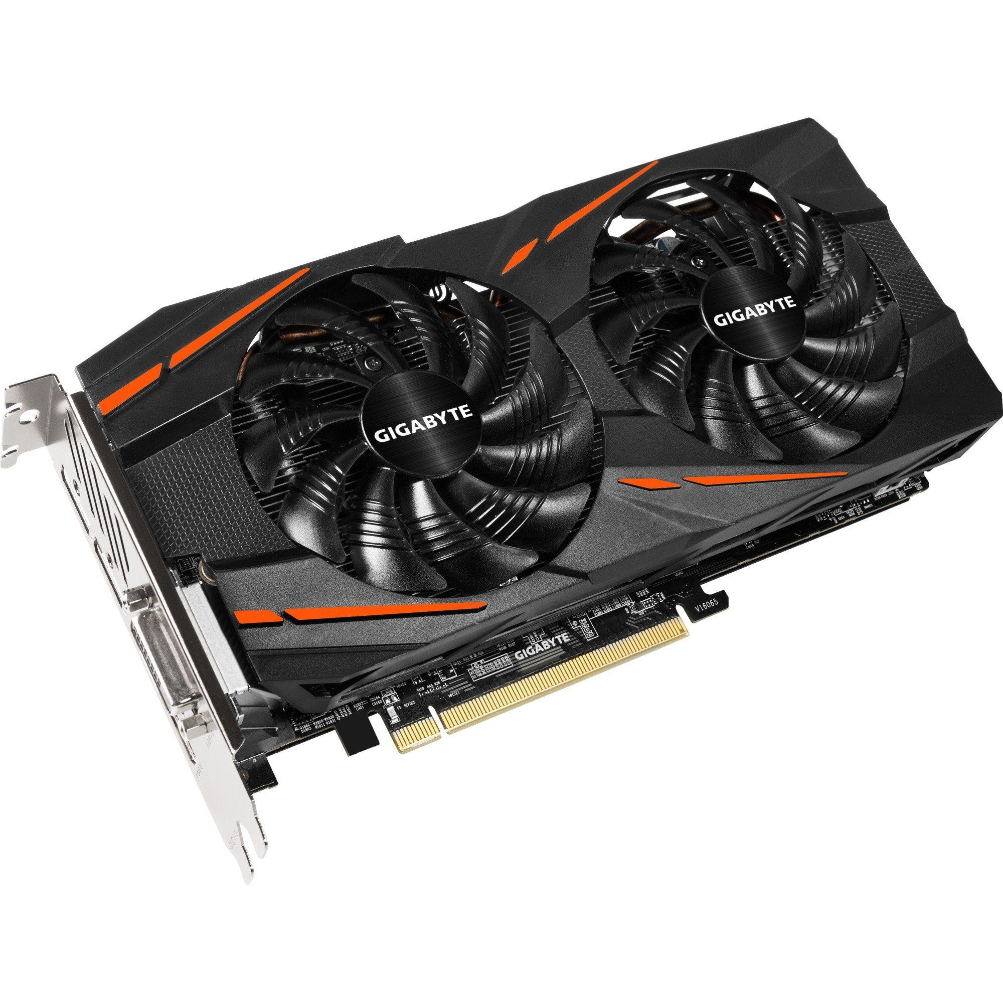 GIGABYTE Grafikkarte »Radeon RX 480 G1 Gaming 8G«