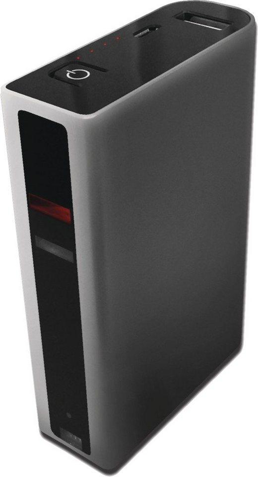 Thumbs Up Laser Tastatur und Powerbank in Einem »Laser Tastatur & Powerbank« in schwarz