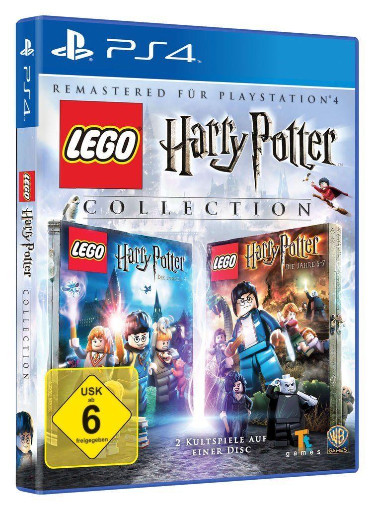 Warner Games Playstation 4 - Spiel »LEGO Harry Potter Collection«