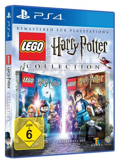 Warner Games Playstation 4 - Spiel »LEGO Harry Potter Collection«