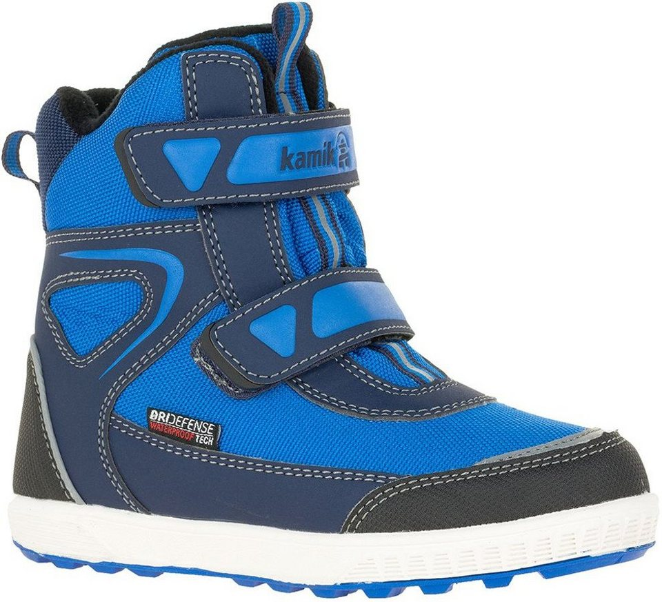 Kamik Stiefel »Harlow Winter Boots Kids« in blau