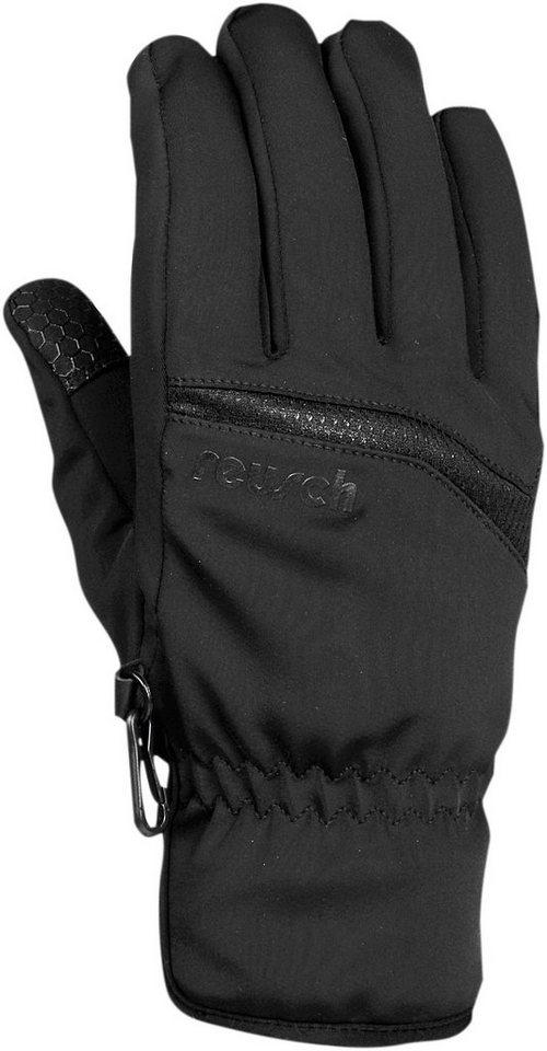 Reusch Handschuhe »Russel Stormbloxx Gloves« in schwarz