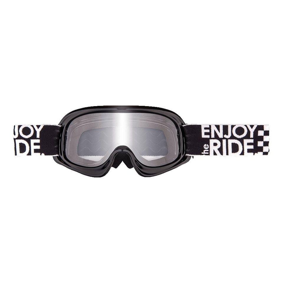 O'NEAL Radsportbrille »B-Youth Goggle RL« in schwarz