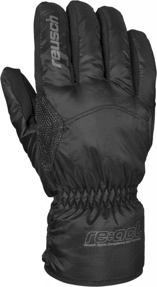 Reusch Handschuhe »Kunlun Gloves« in schwarz